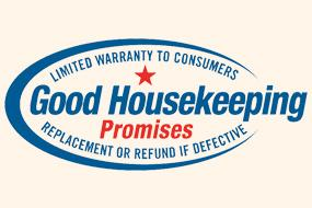 Good Housekeeping Promises Limited Warranty