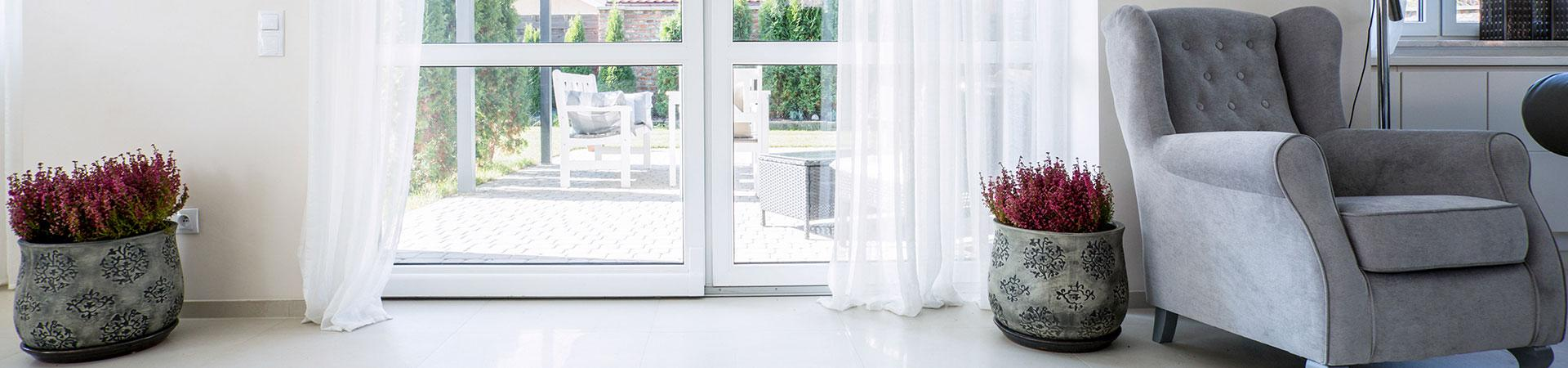 Double Hung Vinyl Replacement Windows In Raleigh