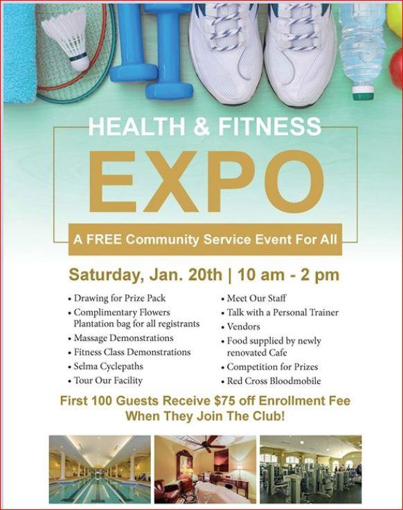 The Health Amp Fitness Expo
