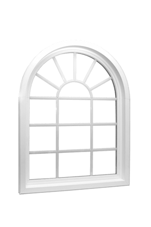 Custom vinyl windows in Cary
