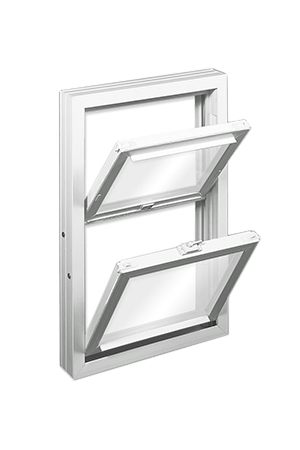 Double Hung Window, Vinyl Window