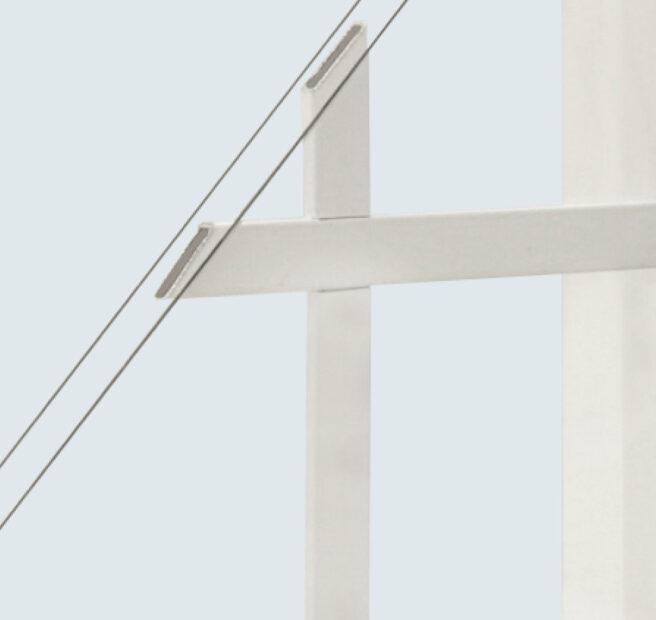 Double Glazed Glass Internal Grids