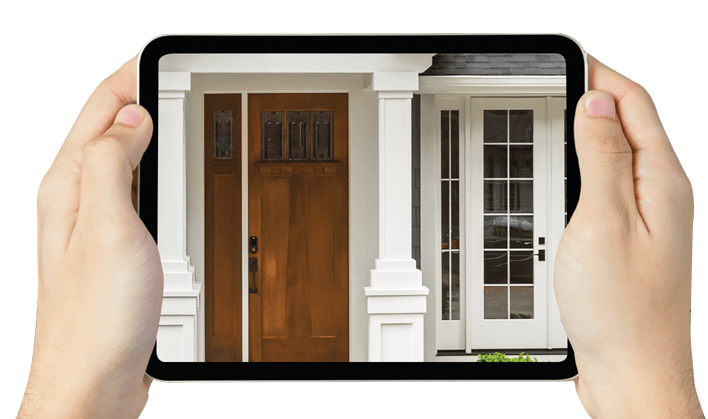 Exterior Doors in Wake Forest, Chapel Hill, Raleigh