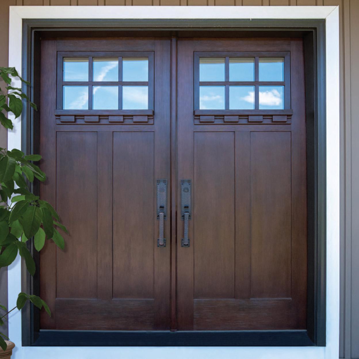 French Door exterior patio door in Wake Forest