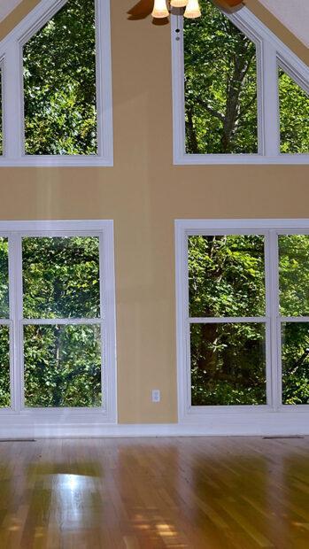 Custom Window Sizes in North Carolina