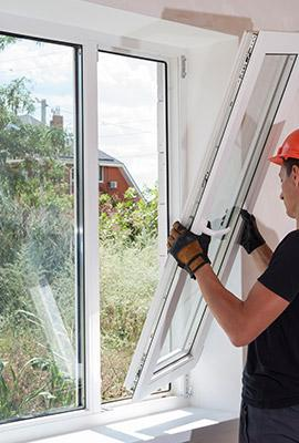 Home Window Installation in Apex, NC by professionals
