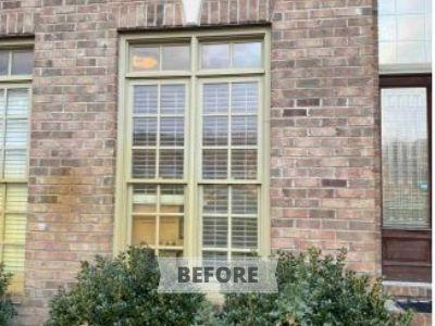 Custom Window Sizes in Chapel Hill, Durham, Raleigh