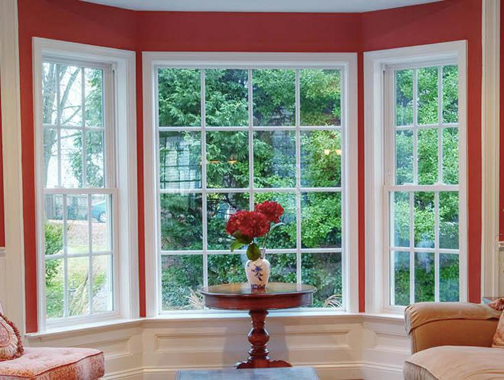 Bow Windows in Durham, NC