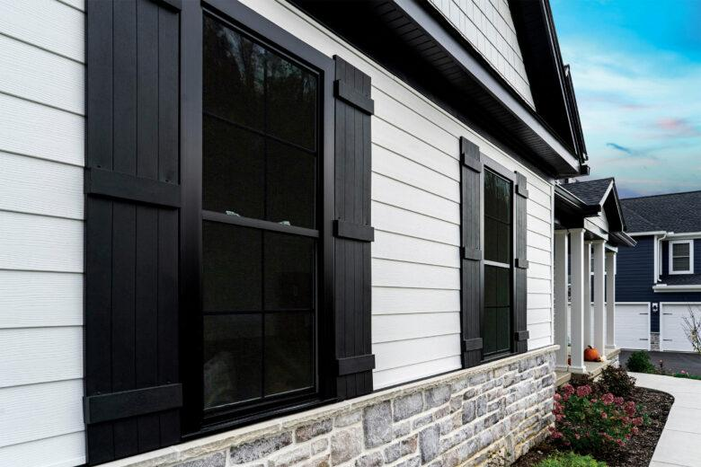 Home siding replacement in Raleigh from Ascend in Glacier White